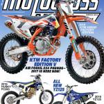 MXA Cover