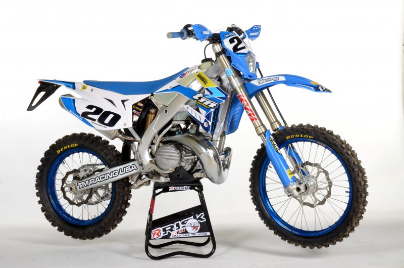 Tm Dirt Bikes >> My 2020 Gravity Tm Racing Usa